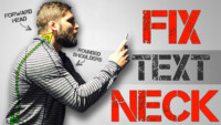 Forward Head Posture – How To Fix Text Neck