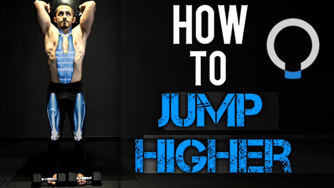How To Jump Higher – Loading the body for a Higher Vertical Jump [WATCH VIDEO]
