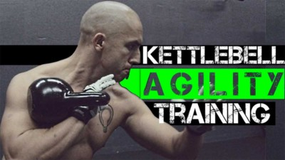 Rotational Strength Workout – Kettlebell Agility Training